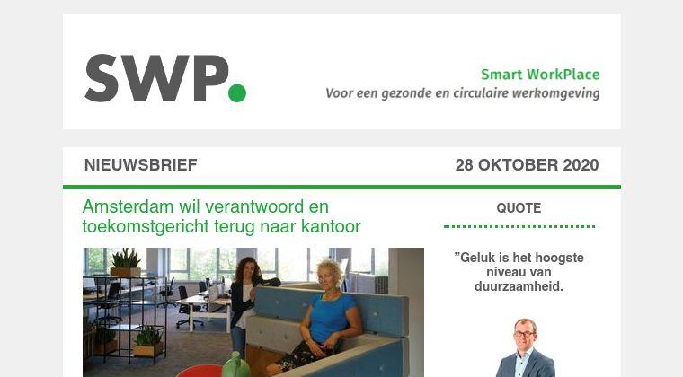 Nieuwsbrief SWP 28 oktober