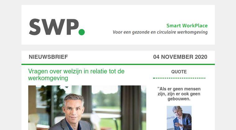 Nieuwsbrief SWP 4 november