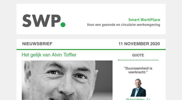 Nieuwsbrief SWP 11 november