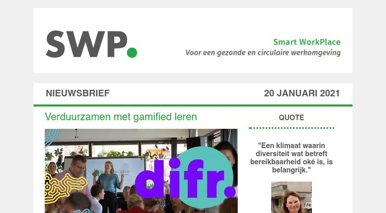 Smart WorkPlace lanceert WorkPlace Academy