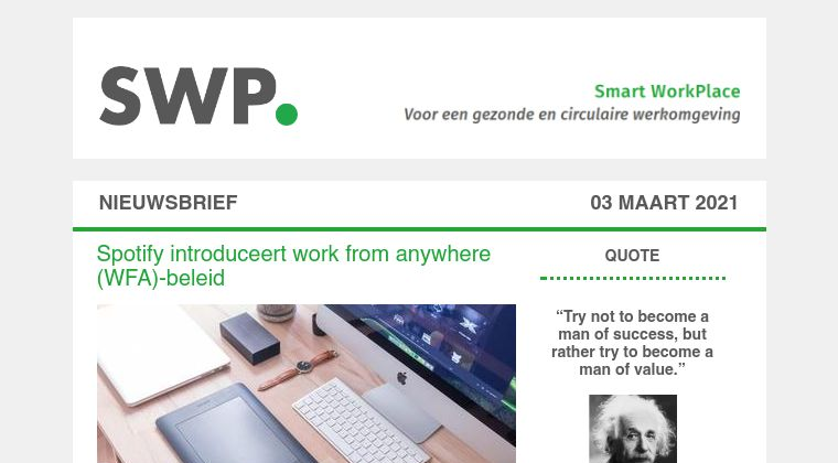 Basisopleiding workplace management van start
