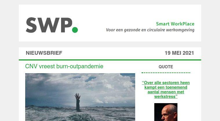 Nieuw magazine SWP over 'Rethinking the workplace'