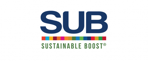 Logo SUB │ Sustainable Boost