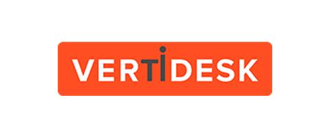 Logo Vertidesk