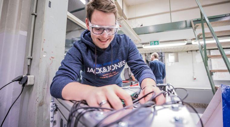 21 september 2021: Webinar 'De creatie van een succesvol innovatie-ecosysteem op een campus'