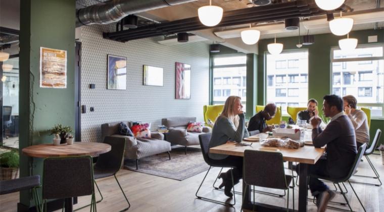 BIM ondersteunt WeWork in snel ombouwen van co-workingspaces
