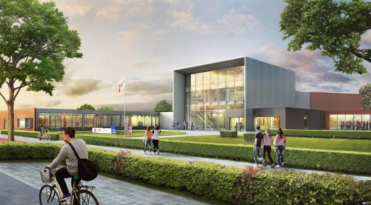 Alfa-college als eerste Nederlandse onderwijsinstelling aan de slag met Madaster Educatie