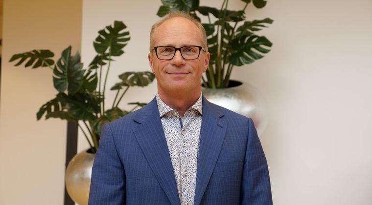 Arno Veenman winnaar Mobiliteitsmanager van het jaar award