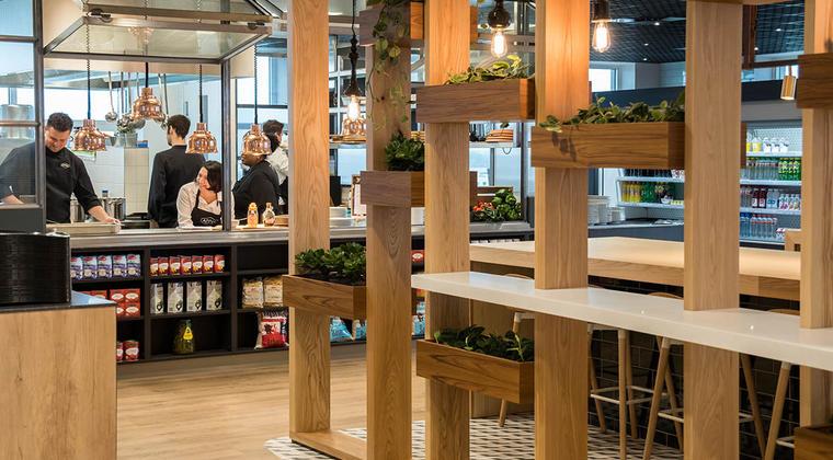 Cateraar stimuleert plantaardig eten in bedrijfsrestaurants