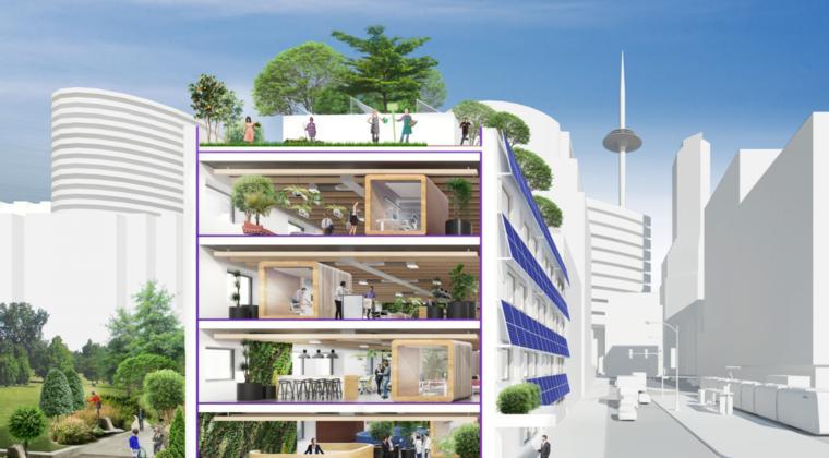 24 april 2018: Bijeenkomst WELL en een gezonde gebouwde omgeving