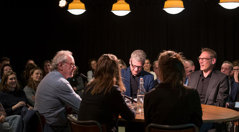 'Blijf onbevangen, blijf nieuwsgierig' mantra tijdens Humanscale-debat Beyond Generations
