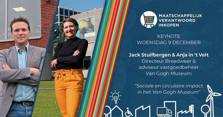 9 december 2020: Breedweer en Van Gogh Museum over impactvolle samenwerking