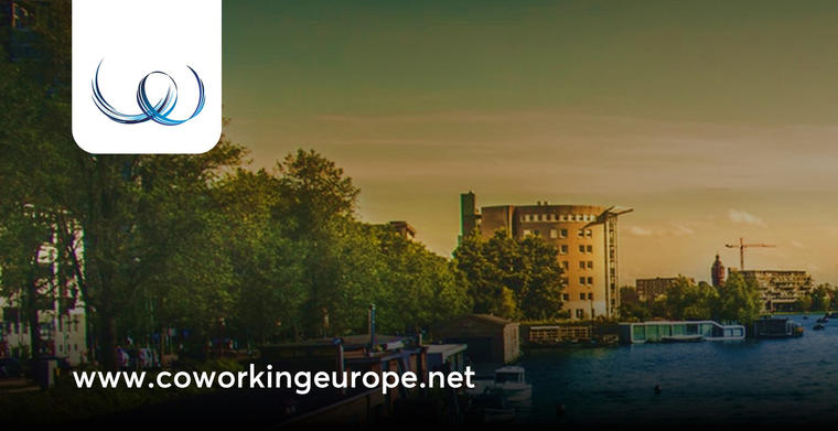 14 november 2018: Coworking Europe Conference 2018 in Amsterdam