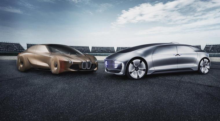 Daimler en BMW gaan samenwerken bij de ontwikkeling van autonoom rijden