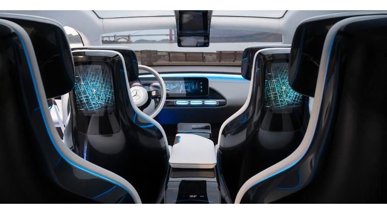 De digitale elektrische leaseauto wordt de gezonde mobiele werkomgeving