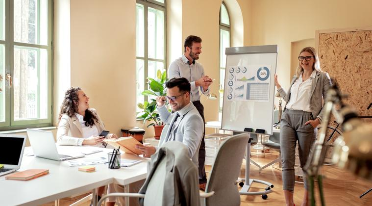 De hybride werkplek is het nieuwe normaal