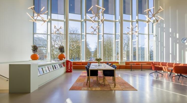DIFFER ontvangt Happy Building Index Award 2017