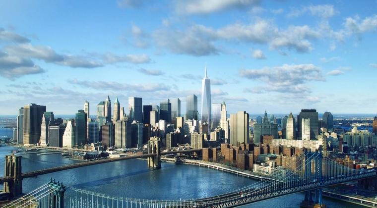 23 juni 2018: Eerste TRIP van Smart WorkPlace gaat van Atlanta naar New York