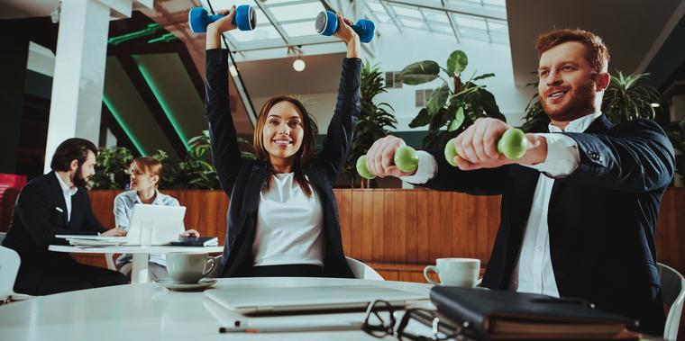 Drie tips voor een gezonde geest in een gezond kantoor
