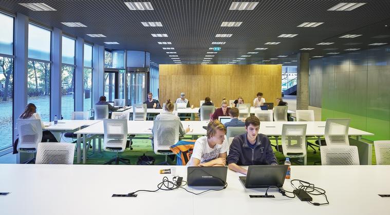 Drie typen vastgoed tegelijk BREEAM-NL In-Usegecertificeerd
