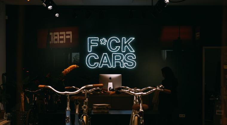Duurzaam, snel, efficiënt en gezond: de fiets van de zaak