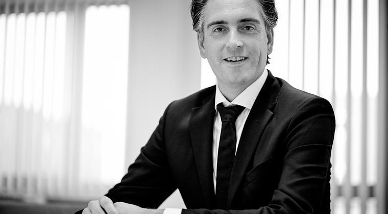 Edu Peek benoemd tot nieuwe algemeen directeur ISS Nederland