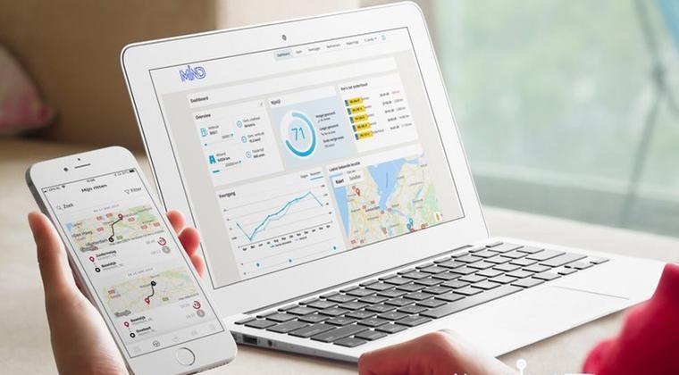 Een smartbox om je mobiliteit te meten