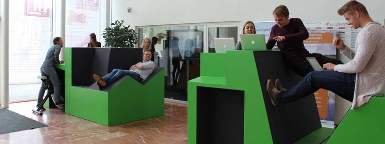 17 januari 2019: Eerste resultaten Healthy Workplace op symposium NoorderRuimte