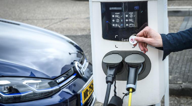 Elektrische auto blijft ook in 2019 populair onder zakelijke rijders