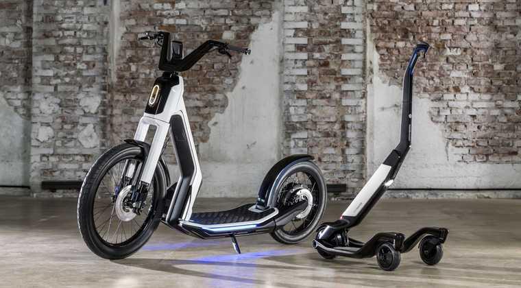 Elektrische mobiliteitsconcepten helpen forens naar het werk