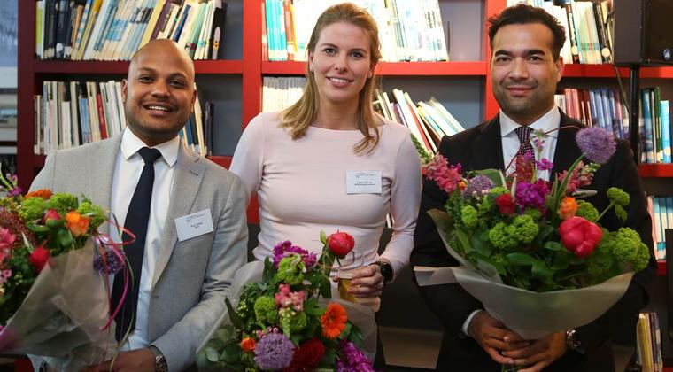Finalisten funda in business/Vastgoedmarkt Young Talent Award 2019 bekend