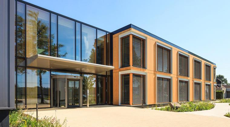 Geelen Counterflow heeft meest duurzame kantoor ter wereld volgens BREEAM