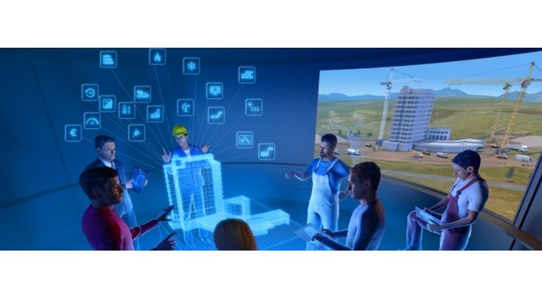 Geïntegreerde planning bij Zwitsers hoofdkantoor Siemens dankzij BIM
