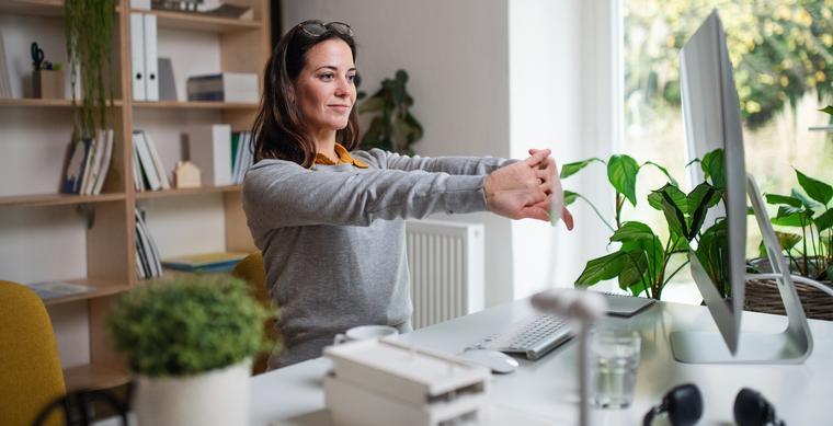 Hoe gezond is jouw thuiswerkplek?
