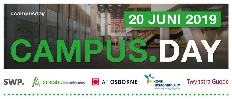 Inschrijving voor Campus Day geopend