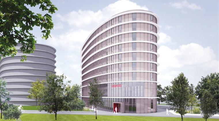 IntercityHotel op Schiphol Trade Park in Madaster