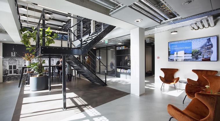 Kantoorgebouw DWA krijgt als eerste Binnenklimaatlabel