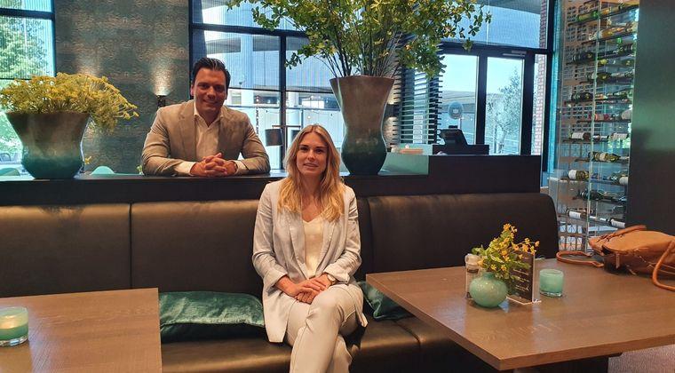 Laura Calot en Dirk van Gemert versterken team Smart WorkPlace