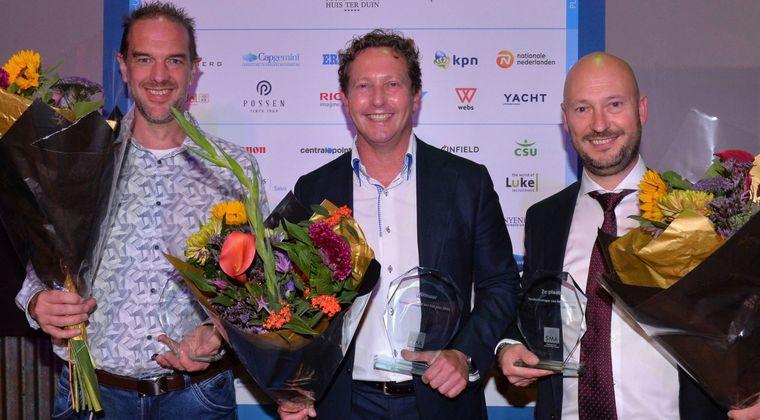Marco van Dongen Tendermanager van het Jaar 2021