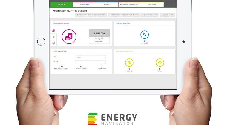Meten helpt om bestaande kantoren veel eerder energieneutraal te krijgen