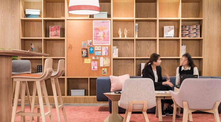 Nederlandse producenten kantoormeubilair blijven op Europees topniveau