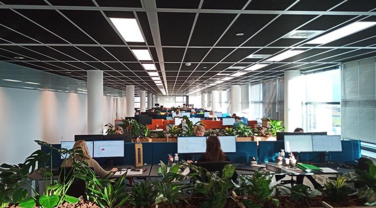 Nieuw servicekantoor VITAM symboliseert circulariteit en vitaliteit