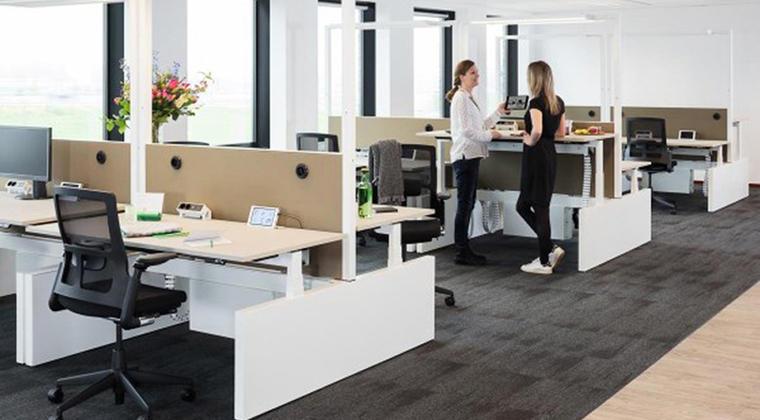 Nieuwe SWP-partner Strukton Worksphere steltbeleving en behoefte van gebruiker centraal