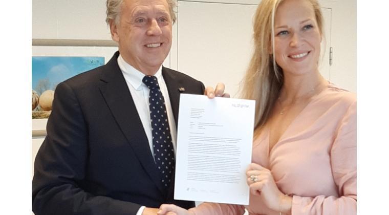 NLdigital ondertekent Klimaatakkoord
