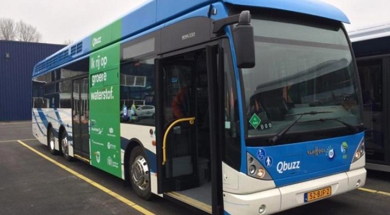 Noord-Nederland voorloper met waterstof bij mobiliteit