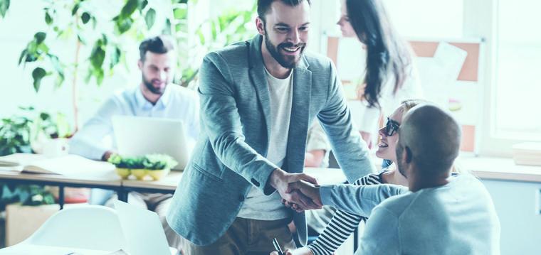 Pairing is het nieuwe samenwerken bij coworking