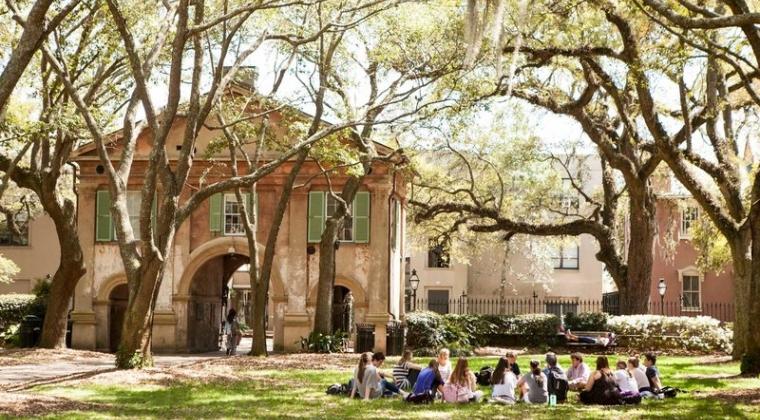 Prijswinnende Amerikaanse campus combineert ontmoeten, studeren en wonen