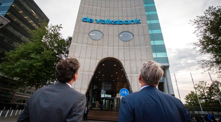 Realisatie circulaire winkels bij de Volksbank