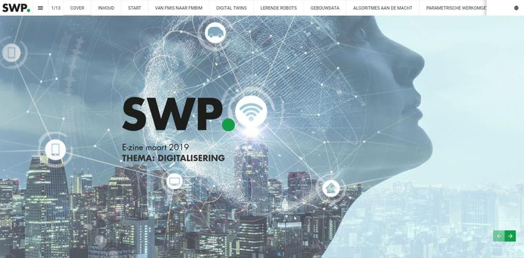 Smart WorkPlace brengt E-zine over digitalisering uit