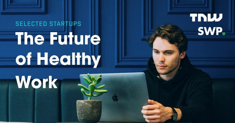 The Future of Healthy Work (1) – De finalisten